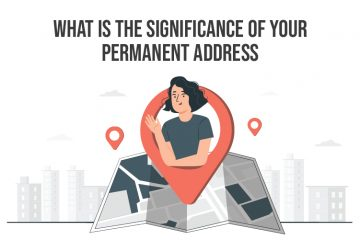 Significance of permanent address