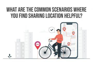 Sharing Location Helpful